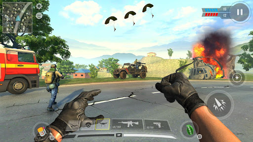Commando Adventure Assassin: Free Games Offline screenshot 5