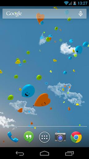 خلفيات الكرات ثلاثية الابعاد 4 تصوير الشاشة