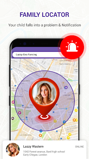 Family Locator - Children location tracker screenshot 4