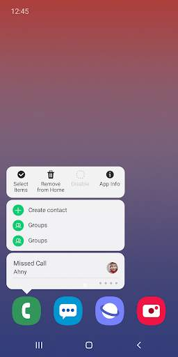 Samsung One UI Home screenshot 3