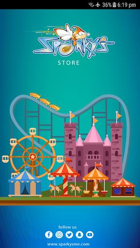Sparkys Store screenshot 1