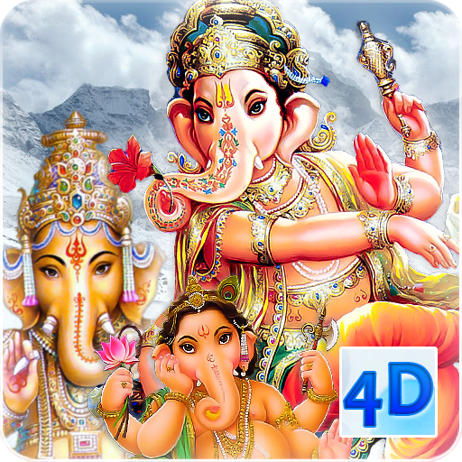 4D Ganesh Live Wallpaper иконка