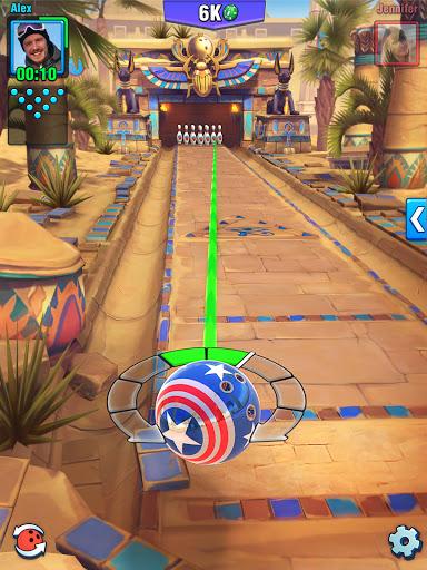 Bowling Crew — 3D bowling game screenshot 9