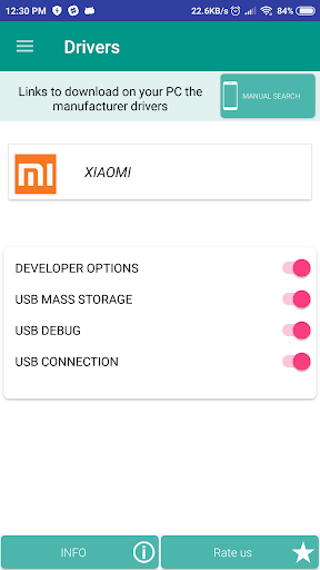USB Driver for Android Devices screenshot 3