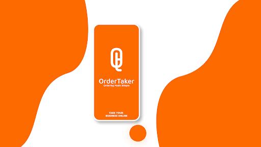OrderTaker - Ordering Made Simple screenshot 1