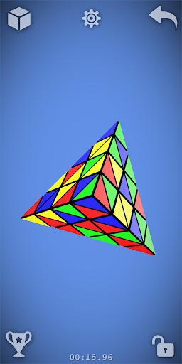 Magic Cube Puzzle 3D 5 تصوير الشاشة