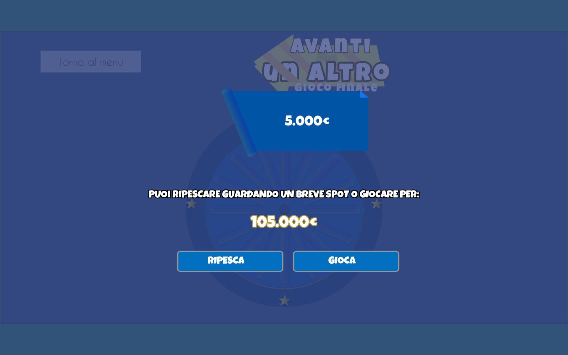 Avanti Con Un Altro - quiz 2020 5 تصوير الشاشة