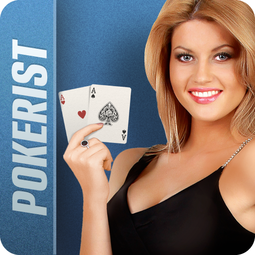 Texas Hold'em & Omaha Poker: Pokerist أيقونة