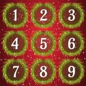 Lock Screen Christmas Password icon