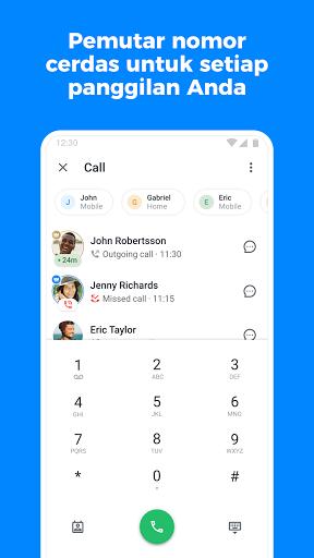 Truecaller: ID Penelepon, blokir spam, rekam telp screenshot 5