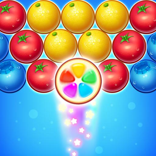 ikon Shoot Bubble - Fruit Splash