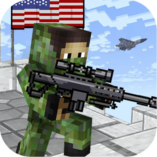 ikon American Block Sniper Survival