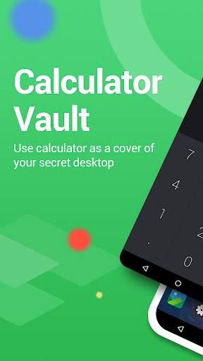Calculator Vault : App Hider - Hide Apps screenshot 2