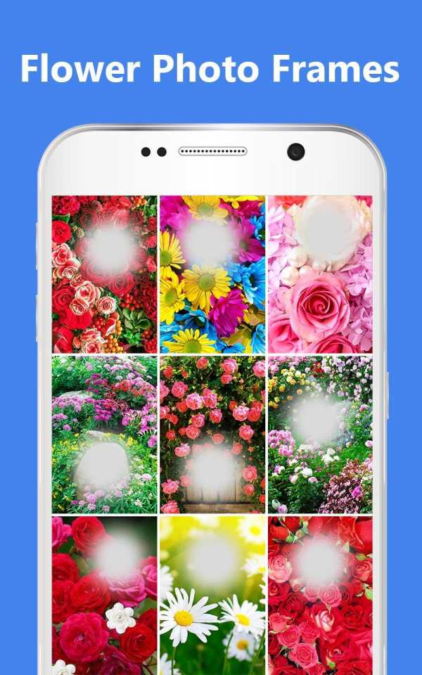 Flower Photo Frames screenshot 7