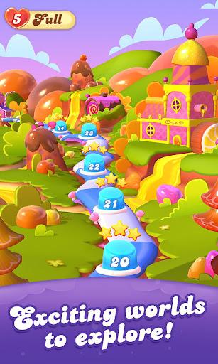 Candy Crush Friends Saga screenshot 4