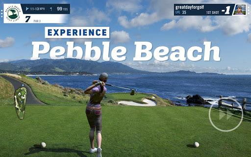 WGT Golf screenshot 1