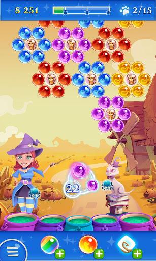 Bubble Witch 2 Saga screenshot 6