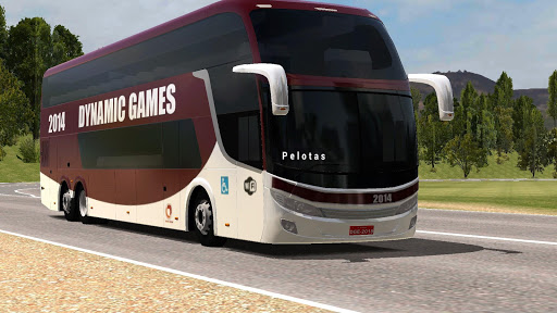 World Bus Driving Simulator 2 تصوير الشاشة
