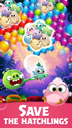 Angry Birds POP Bubble Shooter 3 تصوير الشاشة
