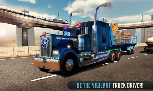 Police Train Shooter Gunship Attack : Train Games screenshot 4