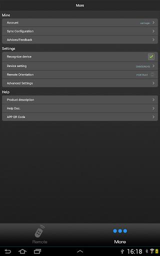Universal TV Remote-ZaZa Remote screenshot 20