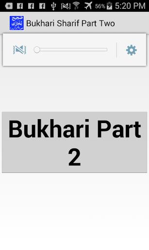 Bukhari Sharif Part Two Urdu screenshot 1