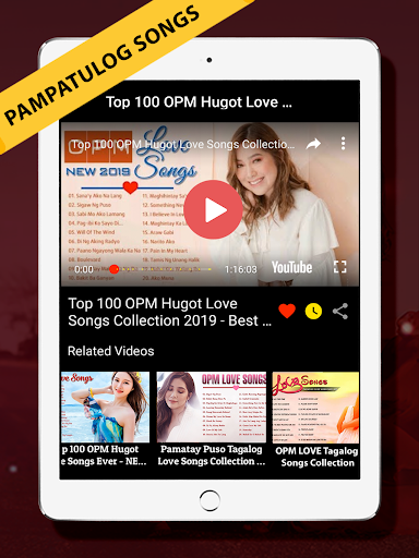 OPM Love Songs : OPM Tagalog Love Songs 13 تصوير الشاشة