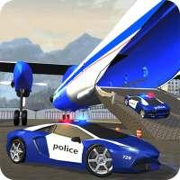 पुलिस ने विमान ट्रांसपोर्टर on APKTom