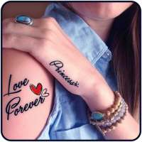 Tattoo My Photo with My Name for Boys & Girls on APKTom