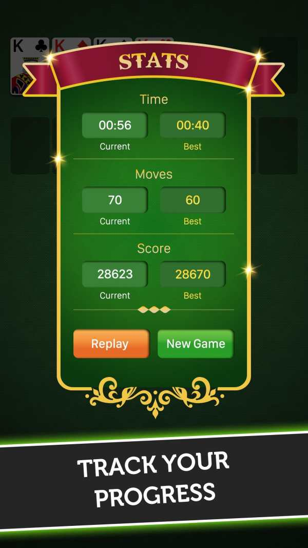 Classic Solitaire 2020 - Free Card Game screenshot 5