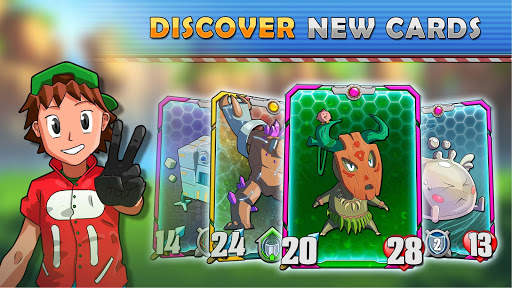 Monster Battles: TCG - Card Duel Game screenshot 6