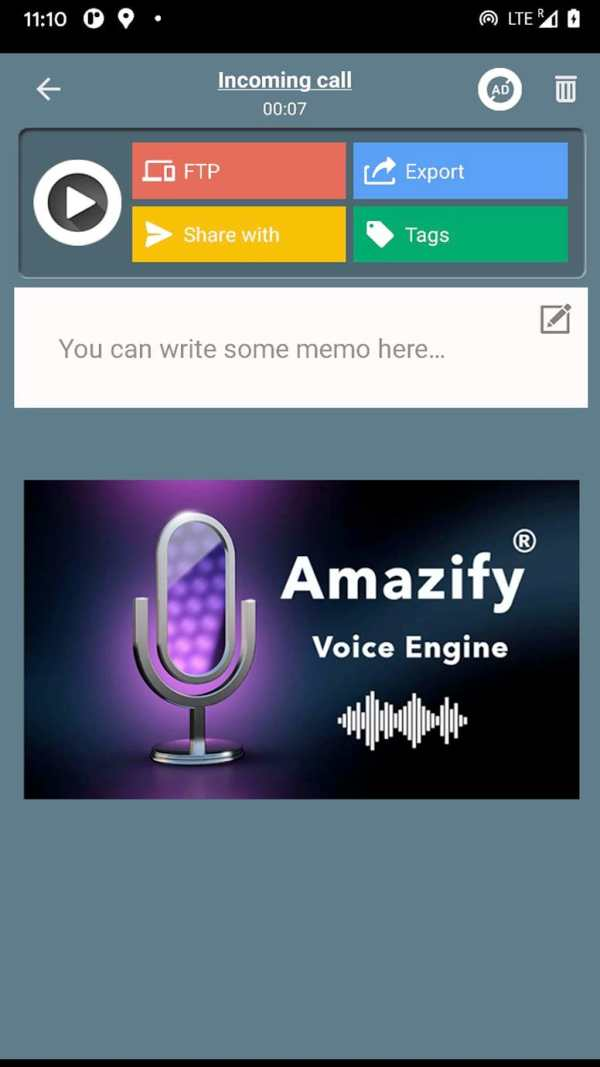 Call Recorder ACR: Record voice clearly, Backup screenshot 3