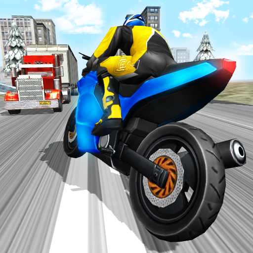 Moto Traffic Rider icon