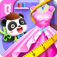 Baby Panda's Fashion Dress Up Game on 9Apps