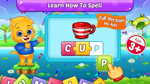 ABC Spelling - Spell & Phonics screenshot 1