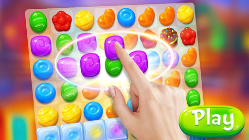 Candy Witch - Match 3 Puzzle Free Games screenshot 8
