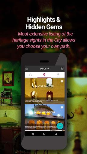 TripMyWay: India Travel Guide 4 تصوير الشاشة