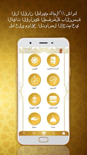 القرآن الكريم ( كلمة بكلمة ) 3 تصوير الشاشة