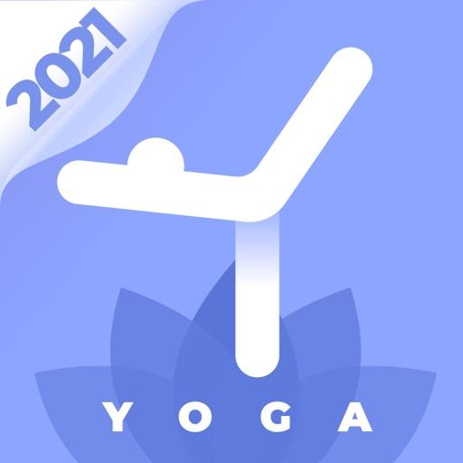 Daily Yoga   Fitness Yoga&Meditation أيقونة