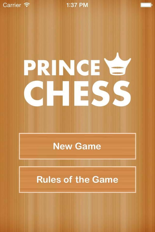 Prince Chess screenshot 11