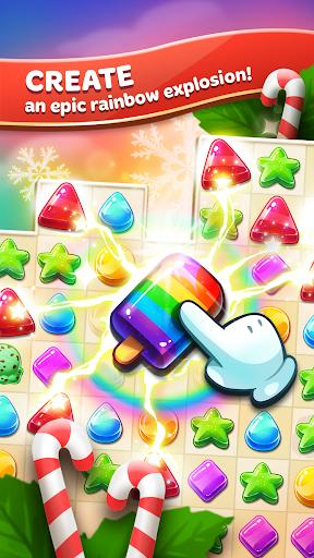 Frozen Frenzy Mania – Match 3 2 تصوير الشاشة