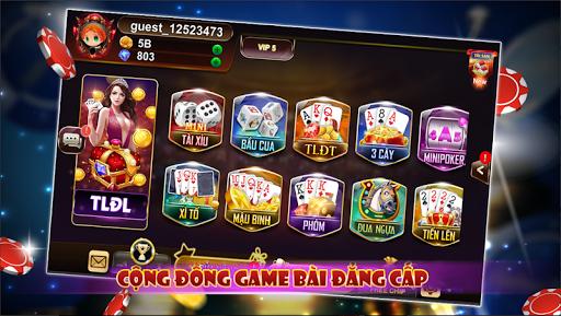 4Play - Game Bai Online screenshot 1