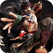 Kungfu Fighter in the street on 9Apps