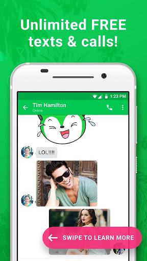 Nextplus Free SMS Text   Calls screenshot 1