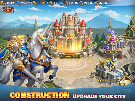 Heroes Charge screenshot 17