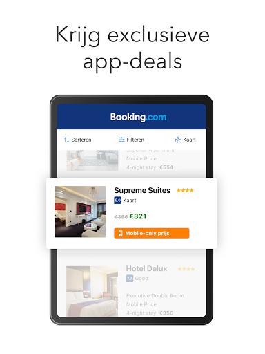Booking.com Hotelreserveringen screenshot 8