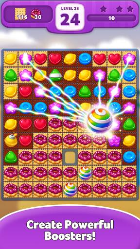 Lollipop: Sweet Taste Match 3 screenshot 5