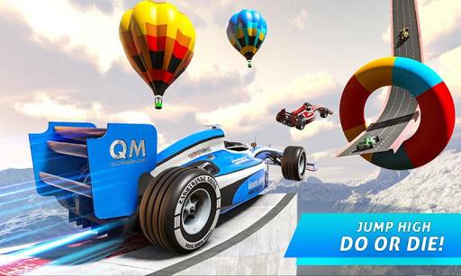 Formula Car GT Racing Stunts- Impossible Tracks 3D screenshot 3