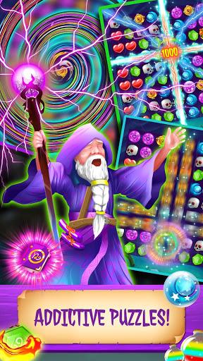 Magic Jewels: New Match 3 Games 2 تصوير الشاشة