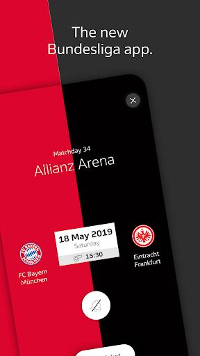 BUNDESLIGA - Official App 1 تصوير الشاشة